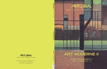 art moderne ii - Artcurial