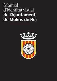 Manual Identitat Visual Complert - Ajuntament de Molins de Rei