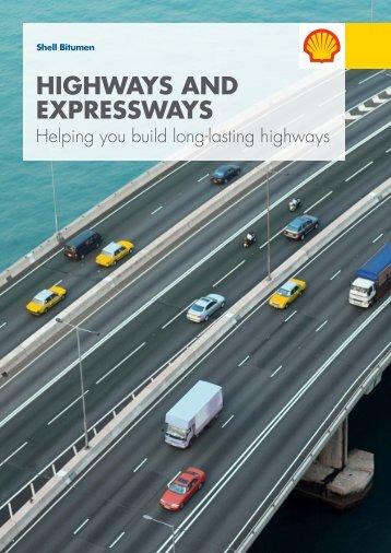 Shell Bitumen - Highways and Expressways