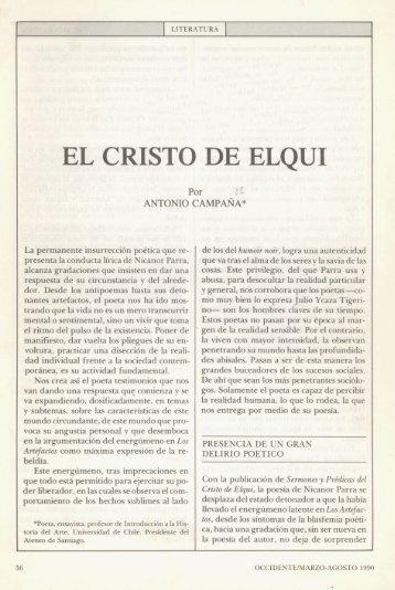 EL CRISTO DE ELQUI - Memoria Chilena