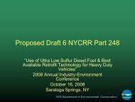 Proposed Draft 6 NYCRR Part 248