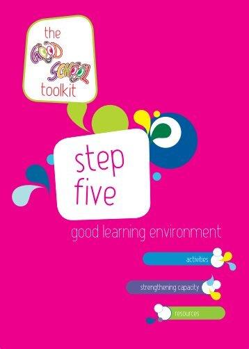Step 5 - Raising Voices