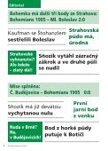 Číslo 03/2010 B1905 - Teplice - Bohemians 1905 - Page 4