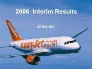 View as PDF - easyJet plc