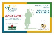 scramble - United Cerebral Palsy Association of Greater Suffolk, Inc.