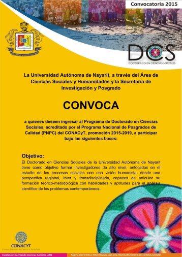 Convocatoria-DCS-2015