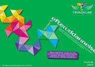 Kurser &efteruddannelse; - Tradium