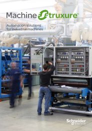 Automation solutions for industrial machines - Schneider Electric