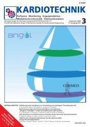 KARDIOTECHNIK Perfusion · Monitoring · Organprotektion