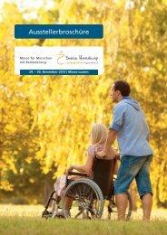 Ausstellerbroschüre - Swiss Handicap