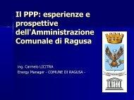 Presentazione ing Licitra_Ragusa.pdf - ANCE Sicilia