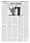 Nr. 12 (253) 2007 m. birželio 23 d. - Krikščionių bendrija TIKĖJIMO ... - Page 2