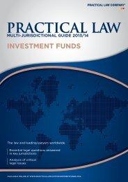 PLC Multi-jurisdictional Guide - Funds - Guernsey - Carey Olsen