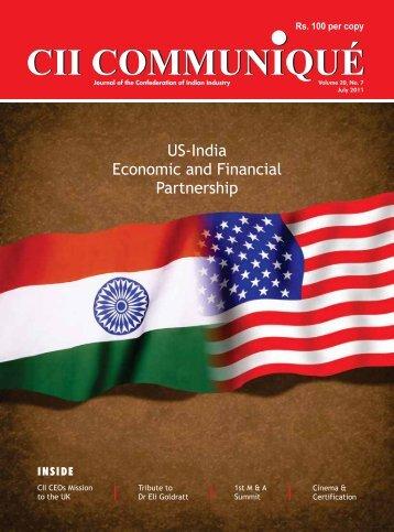 CII Communique July 2011