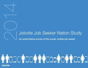 2014 Job Seeker Survey