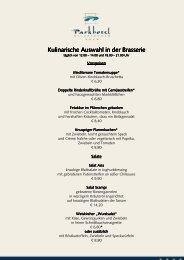 Brasseriekarte homepage - Dirs21