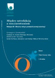 PDF 1,6 MB - Fundacja im. Stefana Batorego