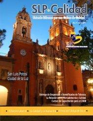 revista SLP CALIDAD No.12 - Canacintra San Luis Potosí