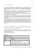 Report on Application of the ROI Methodology for e ... - Cecoa - Page 6