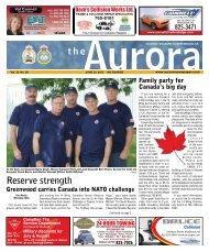 June 25 2012 - The Aurora Newspaper