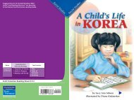 A Child's Life in Korea M - Catawba County Schools