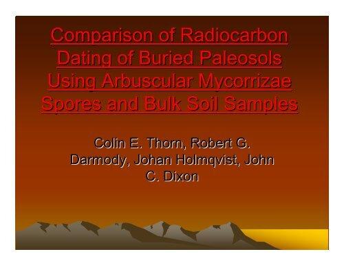 Radiokarbon-Dating-Bild