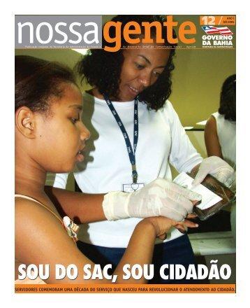 Setembro - Governo da Bahia