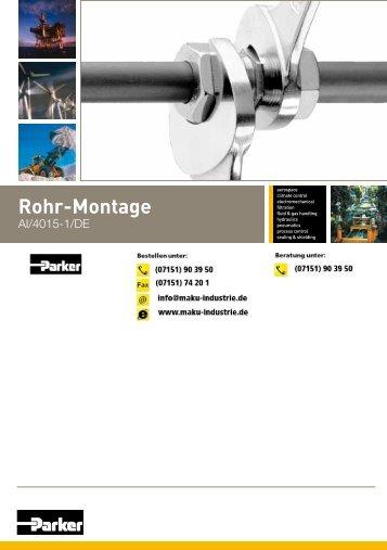 Ermeto Rohr-Montage - Parker