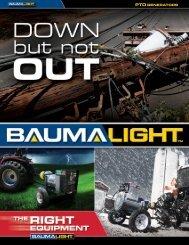 Baumalight PTO Generators - Edney Distributing Co. Inc.
