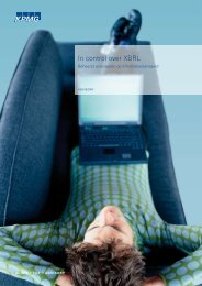 In control over XBRL - Accountant.nl