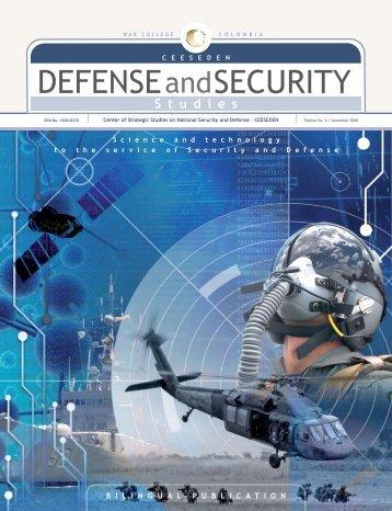 DEFENSE SECURITY - Escuela Superior de Guerra