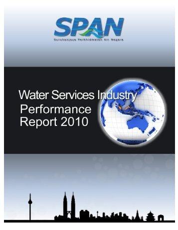 Laporan Prestasi Industri Perkhidmatan 2010 - Suruhanjaya ...