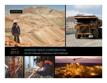 Download PDF - Kinross Gold