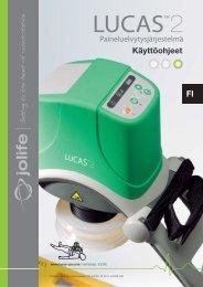 LUCAS 2 Käyttöohjeet (PDF) - Physio-Control