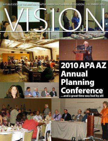 December 2010 - Arizona Planning Association