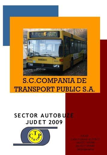 CTP judet 2009.pdf - Consiliul Judetean Arad