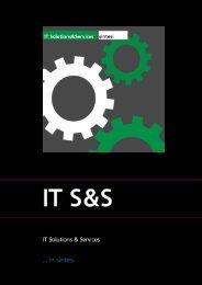 IT S&S - Sintesi