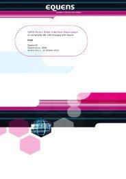 SEPA Direct Debit Interface Description - Staalbankiers