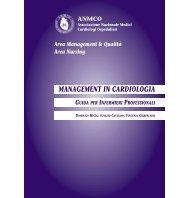 management in cardiologia guida per infermieri professionali - Anmco
