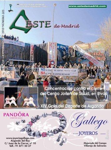 """Revista """"Este de Madrid"""" (1991-2010) - Archivo de Arganda del Rey ..."""