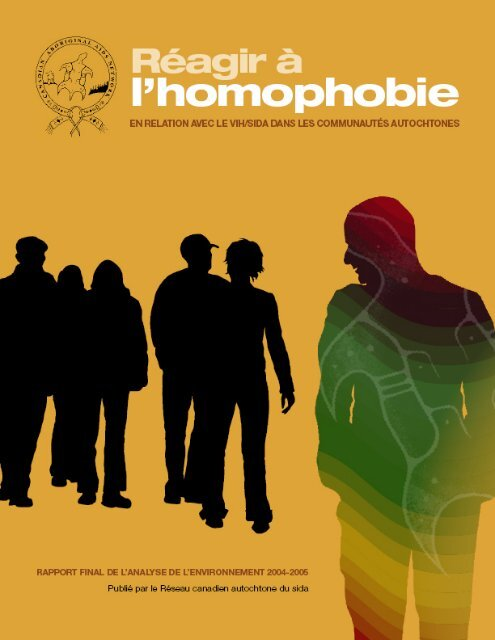 Réagir à l'homophobie - Portail VIH / sida du Québec
