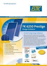 FK 6250 Prestige Design-Kollektor