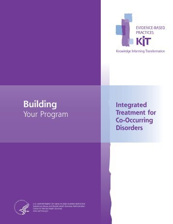 Integrated Treatment for Co-Occurring Disorders: Building Your ...