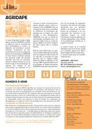 Volume 2004- n°1 - IED afrique