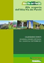 Calendario degli eventi - Ambiente - Regione Emilia-Romagna