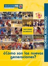 nuevas generaciones - Federacion Española de Baloncesto