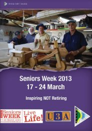 click here to view the program - Byron Shire Council