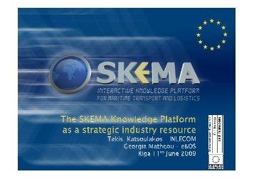 SRW3.1 The SKEMA Knowledge Platform T Katsoulakos.pdf