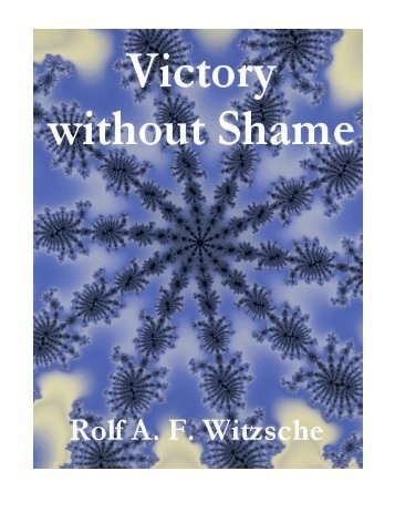 Free E-Book Download - of books by Rolf A. F. Witzsche - Rolf ...