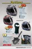 partner helme / bekleidung / technik / zubehör - Velos-Motos Keller - Page 5